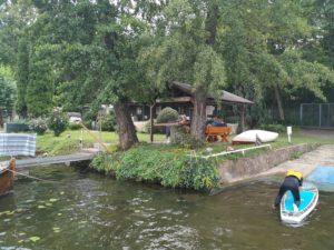 Bootsplatz Niederrad