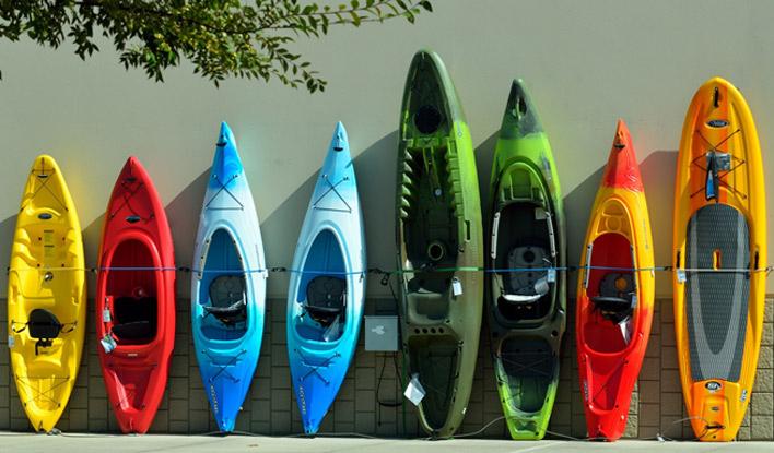 Der FKV in Frankfurt am Main bietet Schnuppertraining im Kanu, Kajak, SUP, Outrigger oder Drachenboot an
