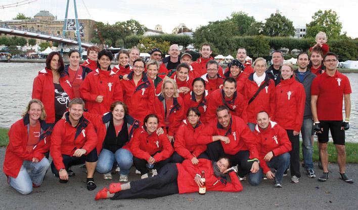 Die FKV Dragonauten erfolgreich beim Museumsuferfest in Frankfurt