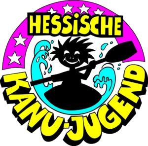 Logo der Hessischen Kanu-Jugend